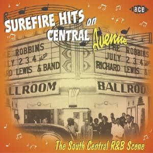 Surefire Hits On Centr AVENUE - V/A - Musik - ACE - 0029667188425 - April 10, 2003