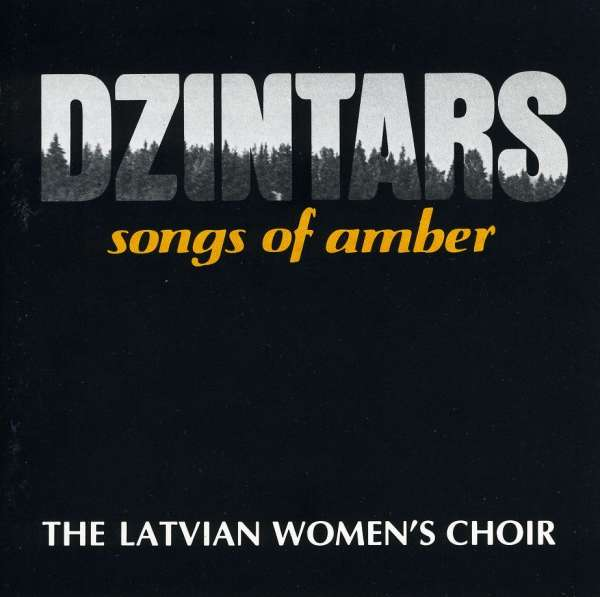 Dzintars: Songs of Amber - Latvian's Women Choir - Musik - RYKO - 0029667500425 - March 16, 2010
