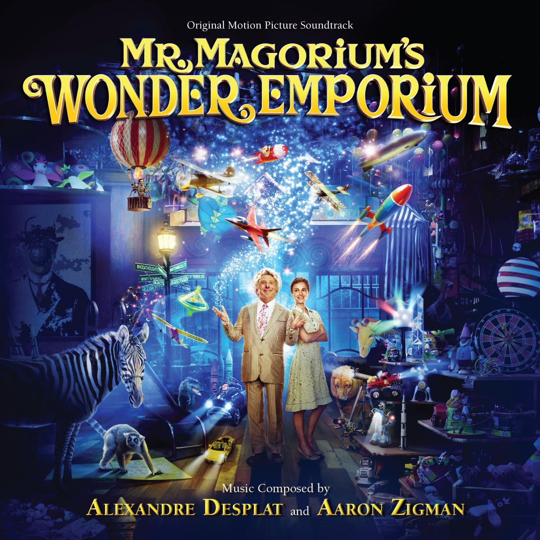 Mr Magorium's Wonder Emporium (Score) / O.s.t. - Mr Magorium's Wonder Emporium (Score) / O.s.t. - Musik - SOUNDTRACK - 0030206686425 - November 13, 2007
