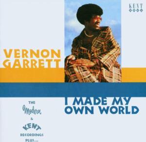 I Made My Own World - Vernon Garrett - Musik - KENT - 0029667222426 - September 4, 2003