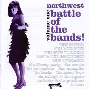 Northwest Battle Of...1 - V/A - Musik - ACE - 0029667420426 - February 22, 2001