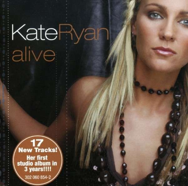 Alive - Kate Ryan - Musik - ELECTRONIC/DJ/SCRATCH - 0030206085426 - July 21, 2013