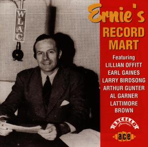 Ernie's Record Mart - V/A - Musik - ACE - 0029667168427 - May 26, 1998