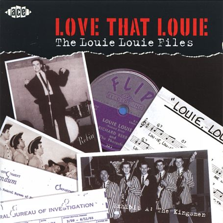 Love That Louie - V/A - Musik - ACE - 0029667184427 - July 4, 2002