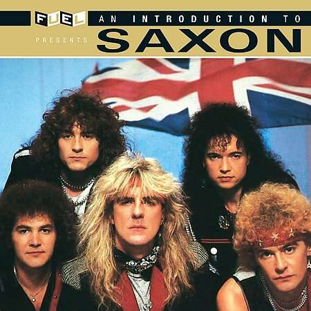 An Introduction to... - Saxon - Musik - VARESE SARABANDE - 0030206161427 - February 19, 2015