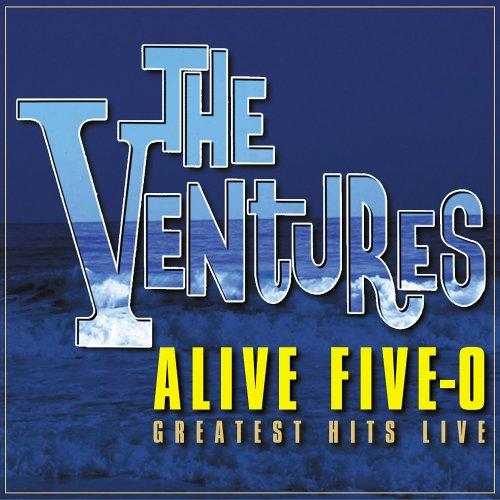 Alive Five-O - Ventures - Musik - VARESE - 0030206666427 - June 30, 1990