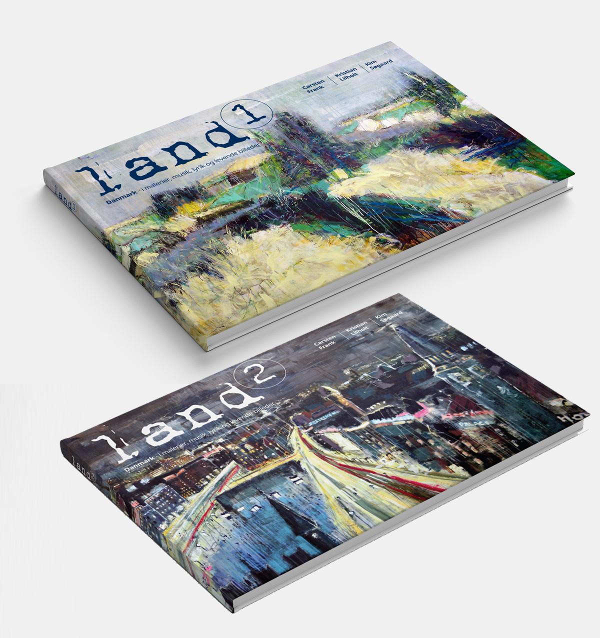Det Fuldendte LAND - Carsten Frank / Kristian Lilholt / Kim Søgaard - Musik - Land - 9954433826427 - 2020