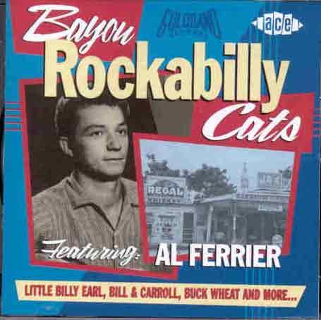 Bayou Rockabilly Cats - V/A - Musik - ACE - 0029667174428 - March 2, 2000