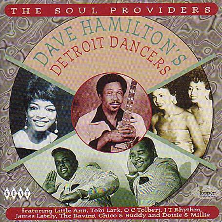 Dave Hamilton's Detroit Dancers - V/A - Musik - KENT - 0029667215428 - March 30, 1998