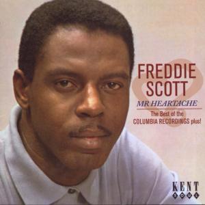 Mr Heartache - Freddie Scott - Musik - KENT - 0029667231428 - April 27, 2009