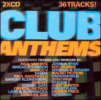 Club Anthems - V/A - Musik - MVD - 0030206081428 - September 26, 2013