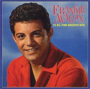 25 All-Time Greatest Hits - Frankie Avalon - Musik - VARESE SARABANDE - 0030206630428 - June 30, 1990