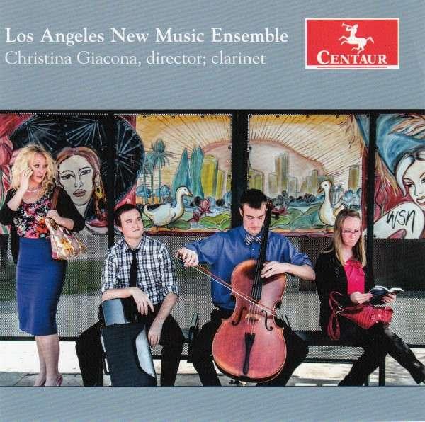 Los Angeles New Music Ens - Berio / Drexler / Conlon - Musik - Centaur - 0044747336428 - November 11, 2014