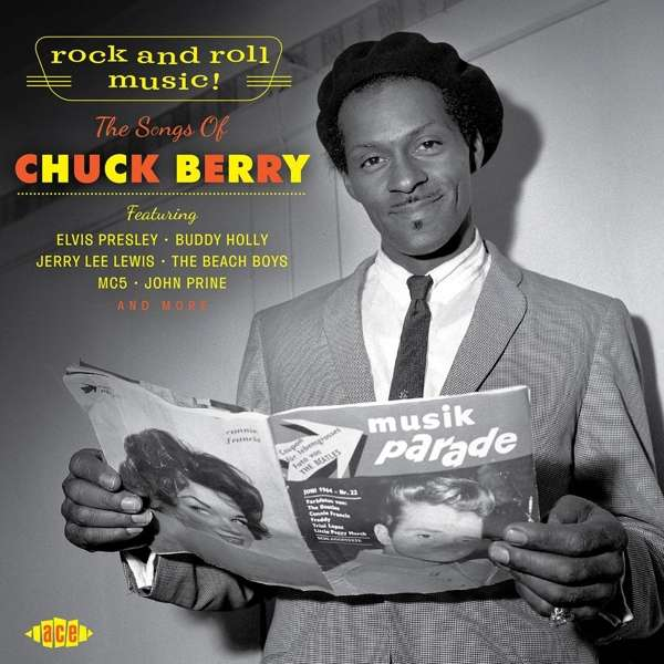 Rock And Roll Music - The Songs Of Chuck Berry - Chuck Berry - Musik - ACE - 0029667078429 - March 2, 2017