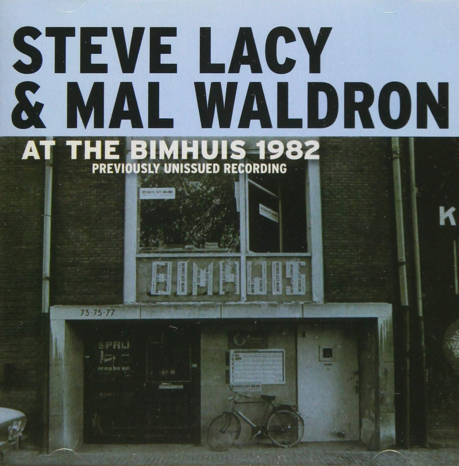 At The Bimhuis - Steve Lacy - Musik - UNIVERSAL - 4526180540434 - November 20, 2020