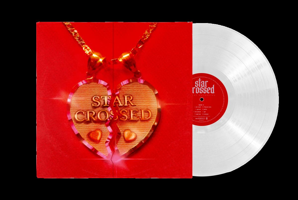 Star Crossed - Kacey Musgraves - Musik - MCA - 0602438377442 - October 15, 2021