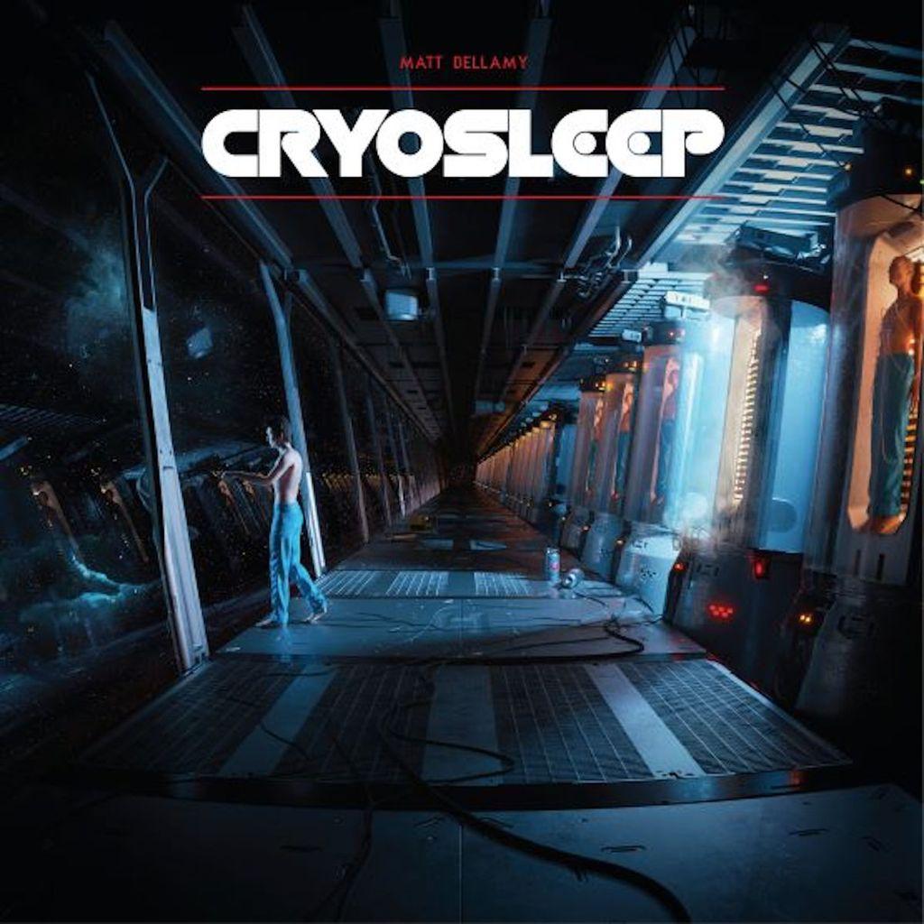 Cryosleep - Matt Bellamy - Musik -  - 0850018479448 - July 17, 2021