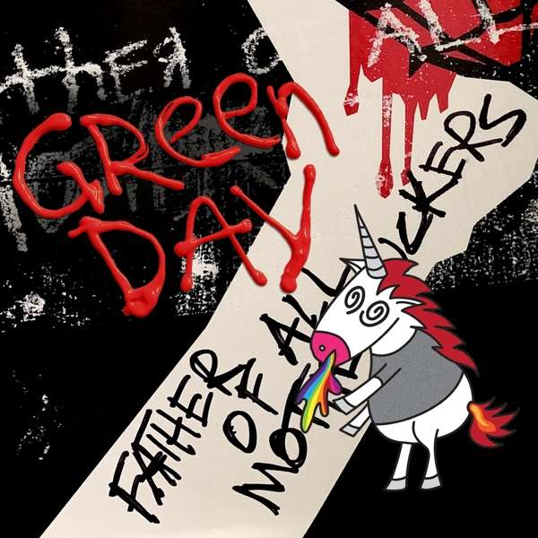 Father of All... (Red/White Vinyl) - Green Day - Musik - Reprise - 0093624896449 - February 7, 2020