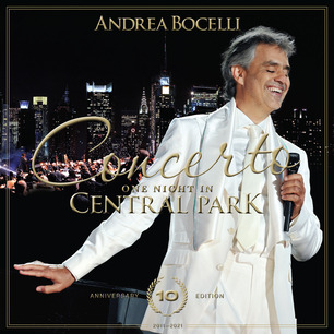 Concerto: One Night in Central Park - 10th Anniversary - Andrea Bocelli - Film - UNIVERSAL - 0602438406449 - September 10, 2021