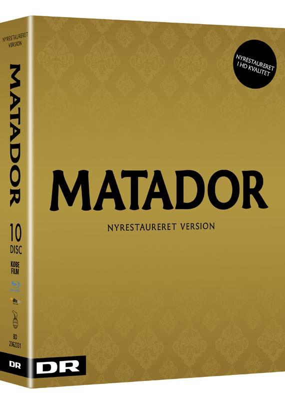 Matador (Nyrestaureret) -  - Film -  - 5708758722452 - October 26, 2017