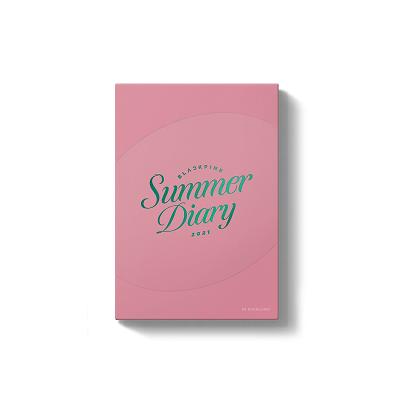 2021 SUMMER DIARY - BLACKPINK - Musik - YG ENT. - 8809634387455 - August 25, 2021