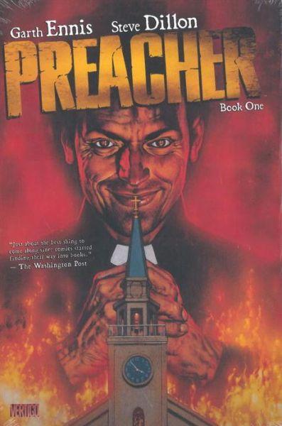 Preacher Book One - Garth Ennis - Bøger - DC Comics - 9781401240455 - June 18, 2013