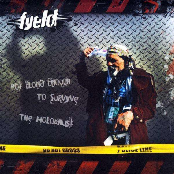 Not Blond Enough to Survyve the Holocaust - Fyeld - Musik - AMAdea Records - 0753182956459 - July 6, 2010