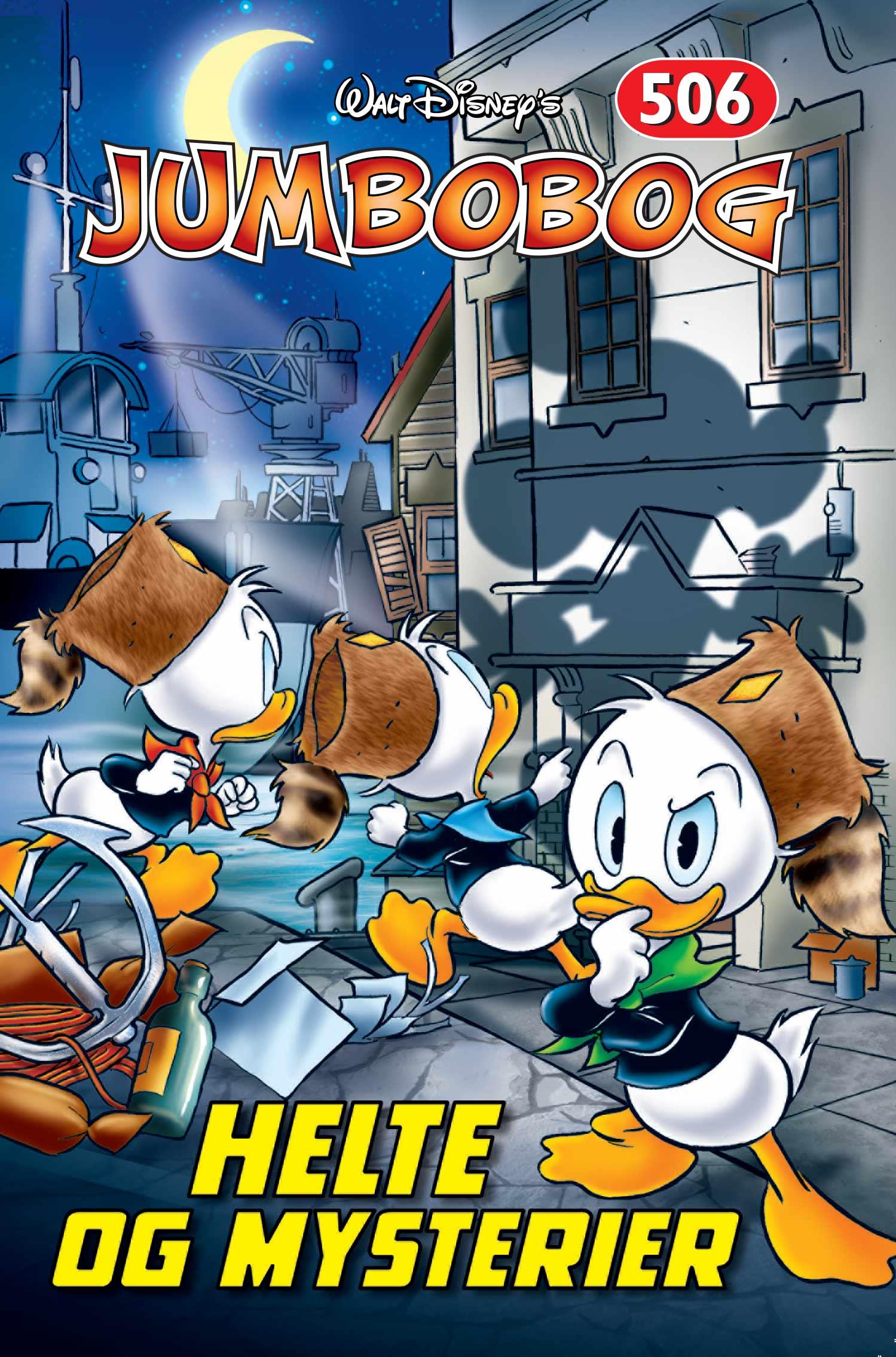 Jumbobog 506 - Disney - Bøger - Story House Egmont - 9788793840461 - October 11, 2021