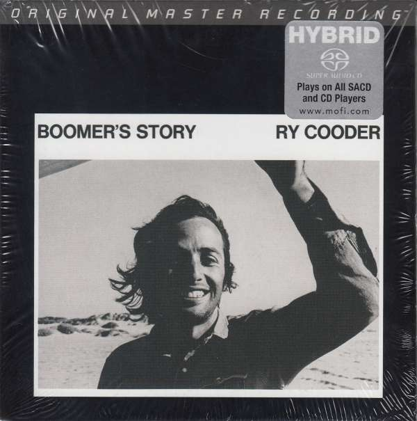 Boomer's Story - Ry Cooder - Musik - MOBILE FIDELITY SOUND LAB - 0821797215466 - April 7, 2017