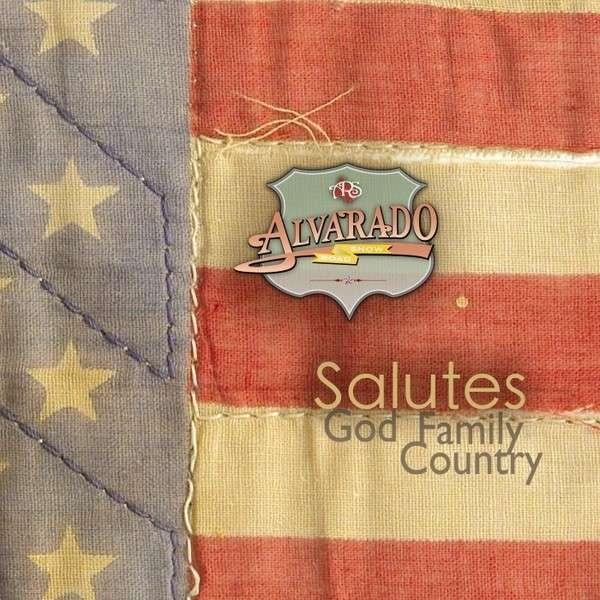 Salutes: God Family Country - Alvarado Road Show - Musik - Strong House Music - 0029882565476 - December 1, 2013