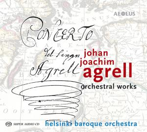 Orchestral Works - J.J. Agrell - Musik - AEOLUS - 4026798100476 - May 31, 2010