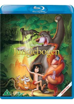Junglebogen - Film - Film - Walt Disney - 8717418394479 - 20. august 2013