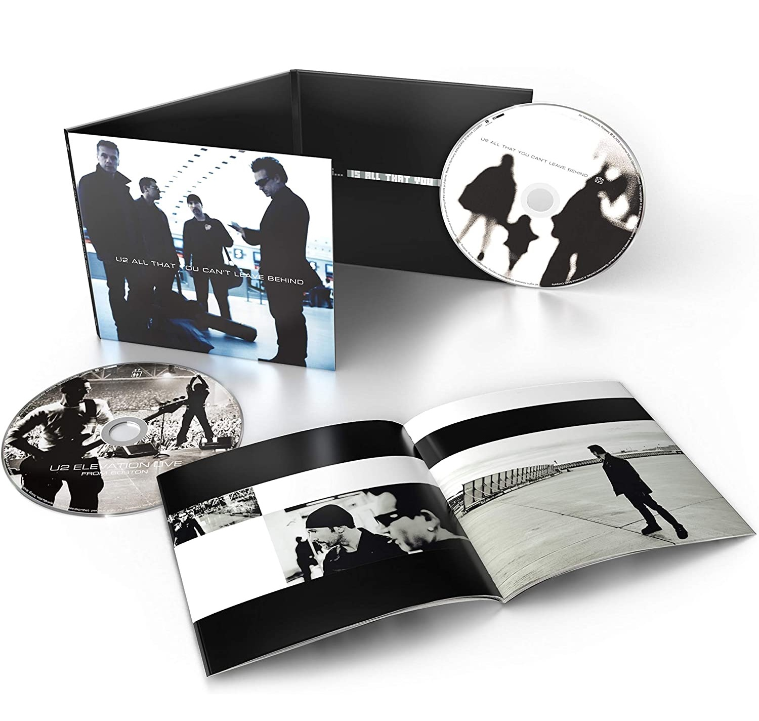 All That You Can't Leave Behind (20th Anniversary) - U2 - Musik -  - 0602507363482 - October 30, 2020
