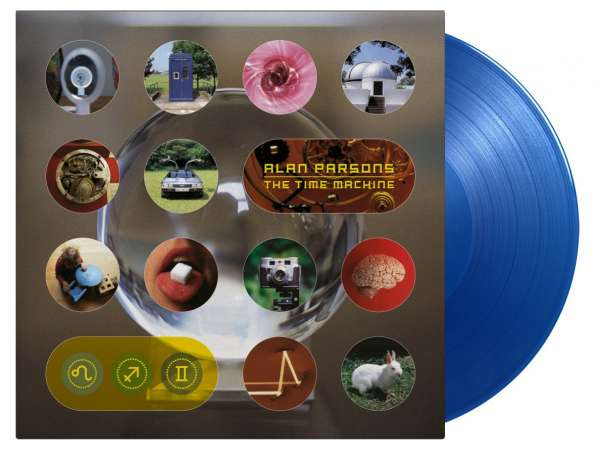 Time Machine - Alan Parsons Project - Musik - MUSIC ON VINYL - 8719262019485 - July 16, 2021