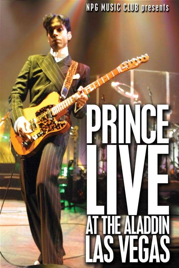 Live at the Aladin Las Vegas - Prince - Musik - UNIVERSAL - 0602498107492 - August 21, 2003