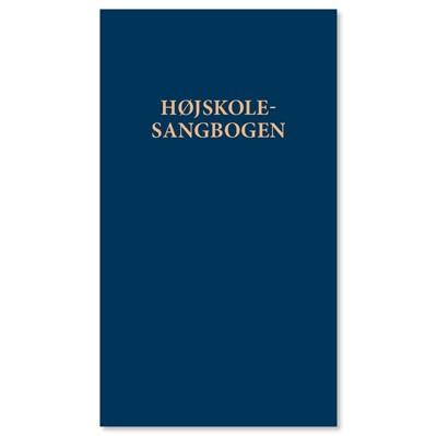 Højskolesangbogen -  - Bøger - Forlaget Højskolerne - 9788787627511 - November 12, 2020
