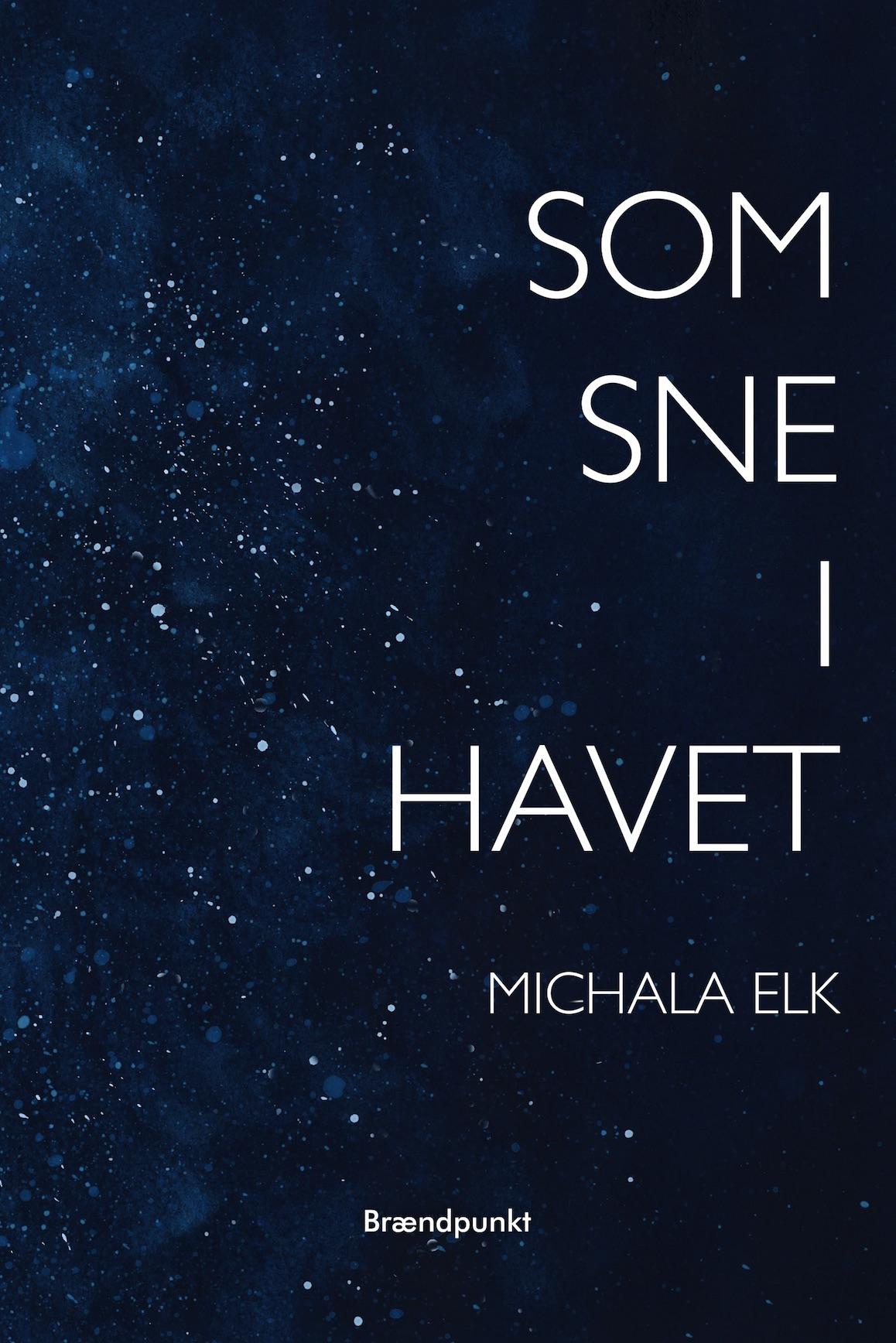 Som sne i havet - Michala Elk - Bøger - Brændpunkt - 9788793835511 - 12. juni 2020
