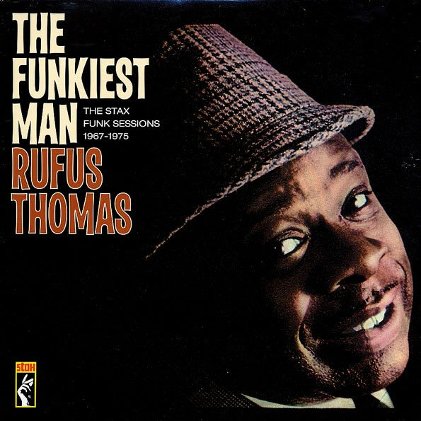 The Funkiest Man - Rufus Thomas - Musik - ACE RECORDS - 0029667913515 - August 26, 2002
