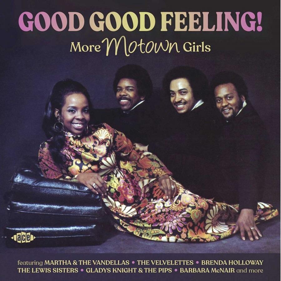 Good Good Feeling! More Motown Girls - Various Artists - Musik - ACE - 0029667102520 - August 27, 2021