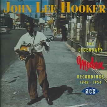 Leg. Modern Rec. '48-'54 - John Lee Hooker - Musik - ACE - 0029667131520 - April 26, 1993
