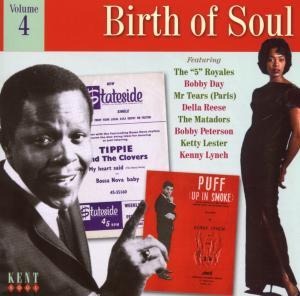 Birth Of Soul Vol.4 - V/A - Musik - KENT - 0029667227520 - May 4, 2007