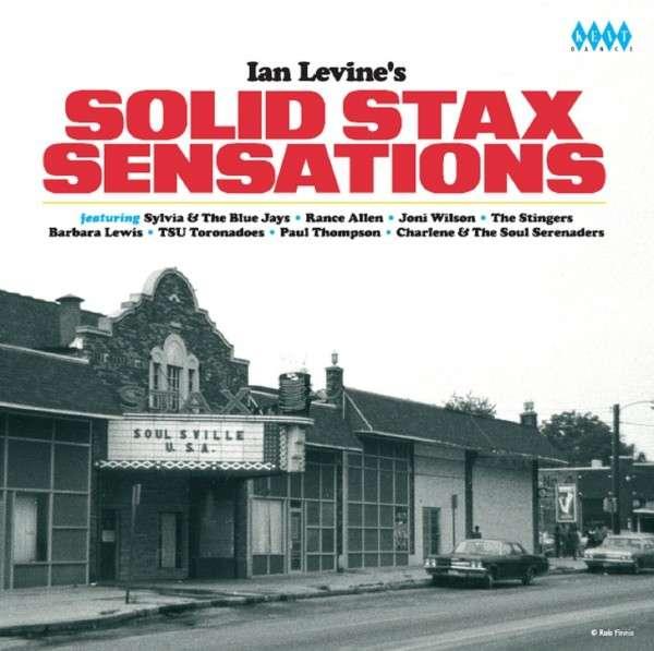 Ian Levine's Solid Stax Sensations - V/A - Musik - KENT DANCE - 0029667243520 - August 6, 2015