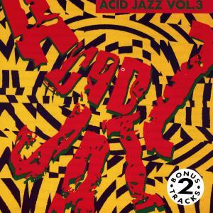 Acid Jazz Vol.3 - Various Artists - Musik - BEAT GOES PUBLIC - 0029667272520 - December 31, 1993
