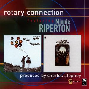 Songs / Hey Love - Rotary Connection - Musik - BGP - 0029667511520 - October 12, 1998