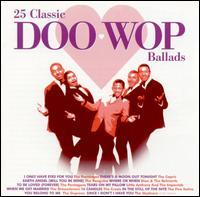 25 Classic Doo-Wop Ballads / Various - V/A - Musik - POP - 0030206655520 - April 20, 2004