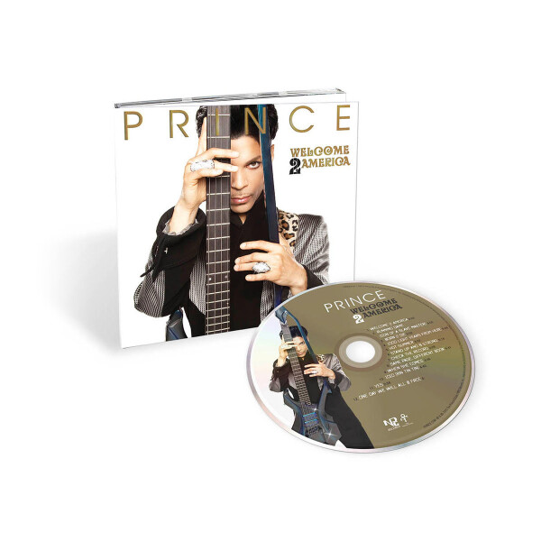Welcome 2 America - Prince - Musik - LEGACY - 0194398661520 - July 30, 2021
