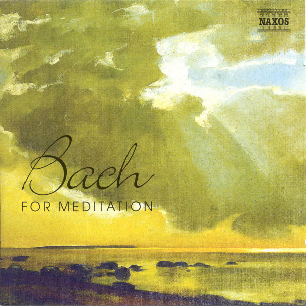 Bach for Meditation - Johann Sebastian Bach - Musik - NAXOS - 0747313248520 - January 28, 2004