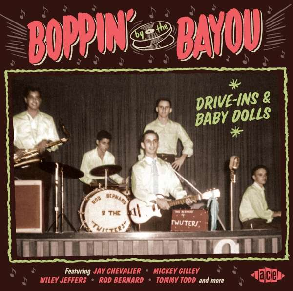 Boppin By The Bayou - Drive-Ins & Baby Dolls - Various Artists - Musik - ACE RECORDS - 0029667077521 - November 11, 2016