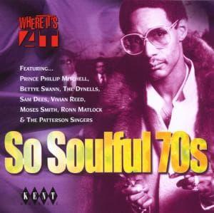 So Soulful '70s - V/A - Musik - KENT - 0029667217521 - November 4, 1999