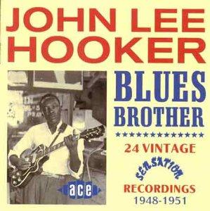 Blues Brother - John Lee Hooker - Musik - Ace - 0029667140522 - June 29, 1992